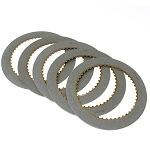 TH400 INTERMEDIATE CLUTCH PLATE KIT (5), HIGH ENERGY (FOR 36 ELEMENT SPRAG)
