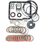 Powerglide Master Overhaul Kit(INCLUDES: 10 DIRECT (RED)/6 REV (TAN) CLUTCHES, STEELS, GASKETS & RINGS)