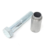 TH400 SPACER, DEEP PAN FILTER BOLT (65-98)