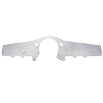 SBF  1/4 Mustang Front Engine Plate - Jesel Cover (Offset)