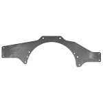 Chevy Mid Plate for SN-95 Body Mustang No Offset