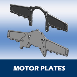 Front Motor Plates