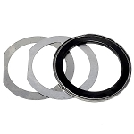 TH400 OUTPUT SHAFT BEARING KIT W/SHIM (REPLACES THRUST WASHER)
