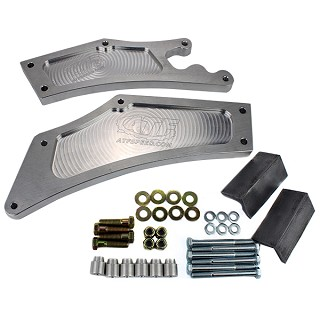 4.6L 4-Valve Front Engine Plate SN95