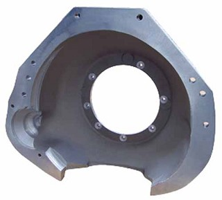 """ULTRA BELL SMALL BLOCK FORD 157 TOOTH"" SFI APPROVED BELLHOUSING"