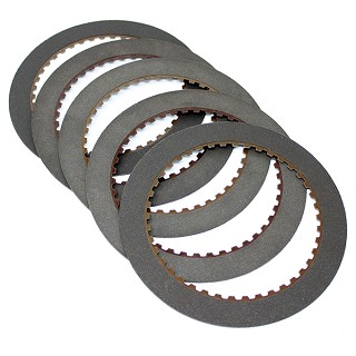 TH400 FORWARD CLUTCH PLATE KIT (5), HIGH ENERGY SMOOTH