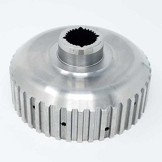 TH400 FORWARD CLUTCH HUB, BILLET STEEL ALLOY (ALSO FITS 4L80E)