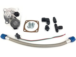 TH400 Converter Dump w/Regulator Valve Assembly