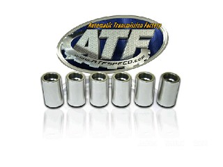 Fuel Injector Bungs (6 Pack Tall Length)