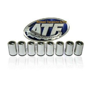 Fuel Injector Bungs (8 Pack Short Length)