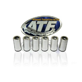 Fuel Injector Bungs (6 Pack Short Length)