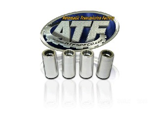Fuel Injector Bungs (4 Pack Short Length)