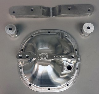 Supra to 8.8 Differential Cover